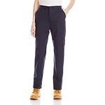 Women's Elastic Insert Work Pants
