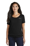 Women's Performance Cinch Tee