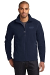 Mens Full Zip Microfleece