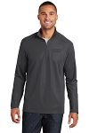 Men's Pinpoint Mesh 1/2-Zip