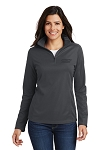 Women's Pinpoint Mesh 1/2-Zip
