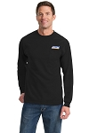 Long Sleeve Pocket T-Shirt - Tall Size
