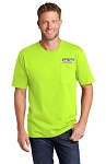 NEW! CornerStone® Workwear Pocket Tee