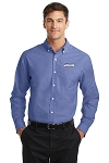 SuperPro Long Sleeve Oxford Shirt