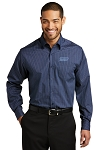 Men's Micro Tattersall Easy Care Shirt