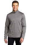 NEW! Diamond Heather Fleece Full Zip Jacket