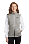 NEW! Women's Sweater Fleece Vest