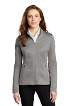 NEW! Women's Diamond Heather Fleece Full Zip Jacket