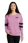 NEW! New Era Women's Tri-Blend Fleece Varsity Crew