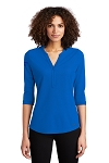 NEW! Ogio Women's Jewel Henley