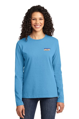 Women's Long Sleeve Core Cotton Tee