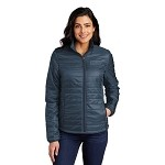NEW! Women's Packable Puffy Jacket