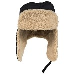 Three Panel Trapper Hat